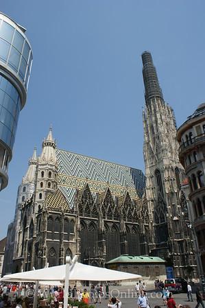 Vienna - St Stephen's Cathedral - 2008