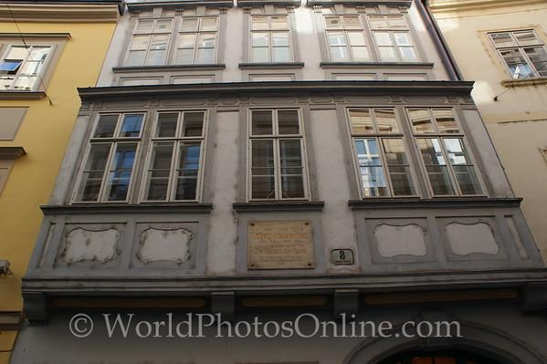 Vienna - Mozart's House