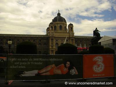 Euro 2008 Ad - Vienna, Austria