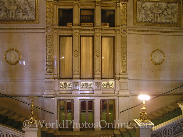 Vienna - Opera House - Entry Hall