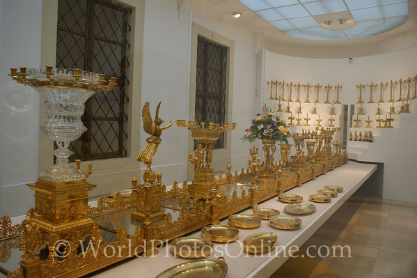 Vienna - Hapsburg China Collection - Table Center Piece