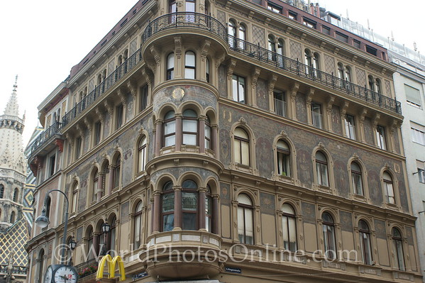 Vienna - Old Town Building