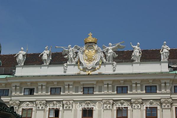 Vienna - Hofburg Imperial Palace - Seal