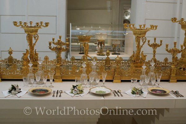 Vienna - Hapsburg China Collection - Place Setting