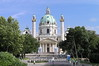 Vienna - St Charles Borromeo Church