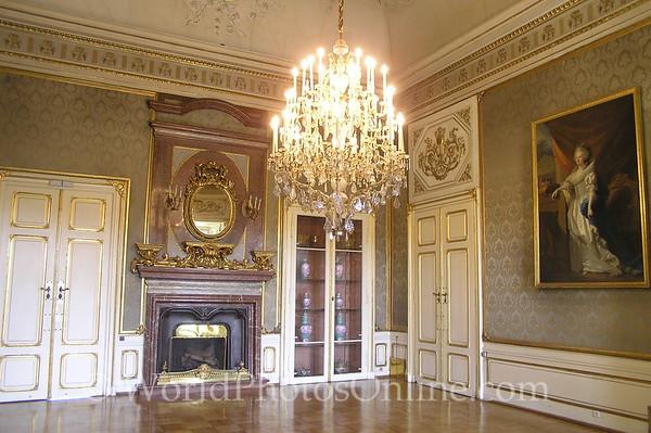 Vienna - Palais Schwarzenberg - Rubens Saal