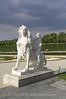 Vienna - Upper Belvedere - Garden Sphinx