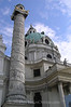 Vienna - St Charles Borromeo Church 1