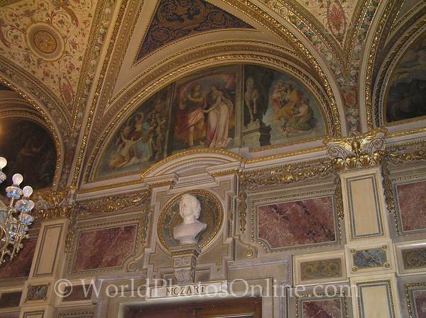 Vienna - Opera House - Mozart