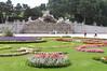 Vienna - Schonbrunn Palace - Garden Fountain