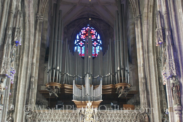 Vienna - St Stephen's Cathedral - Organ