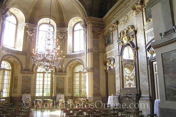 Vienna - Palais Schwarzenberg - Kupper Saal