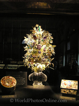 Vienna - Natural History Museum - Bouquet of Gems