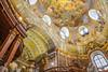 Prunksaal (National Library), Vienna, Austria.