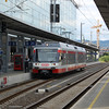 Linzer Lokalbahn 22 156 at Linz Hauptbahnhof on the 22nd June 2010.