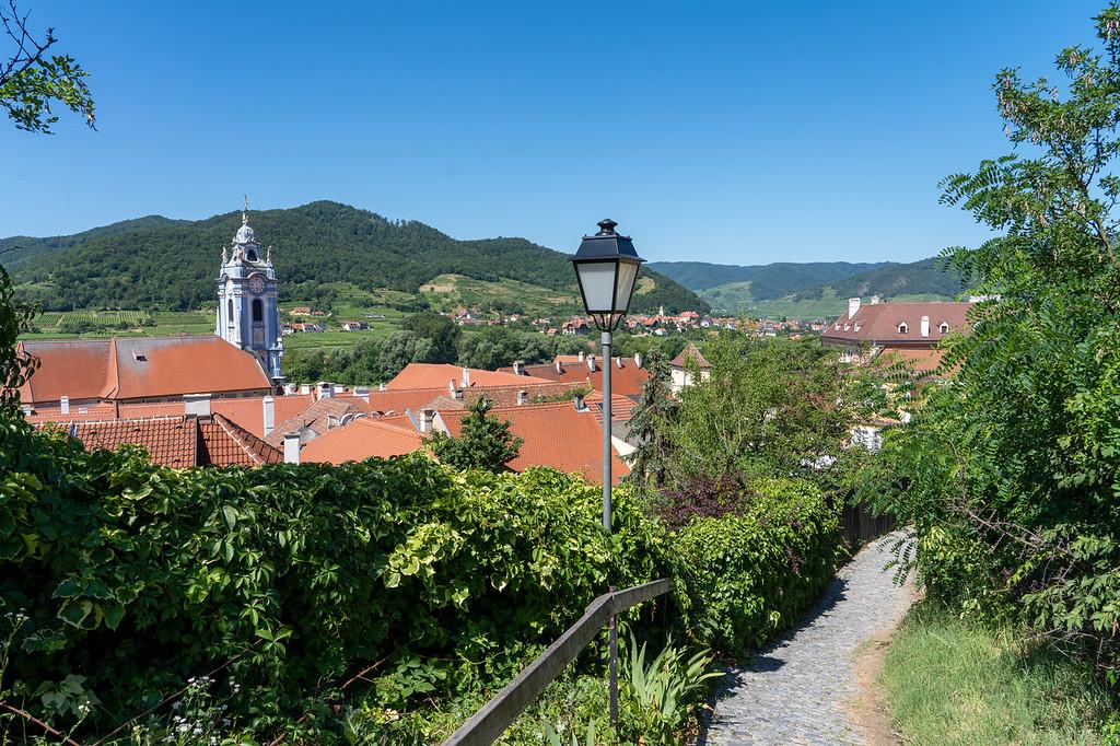 Austrian town of Durnstein