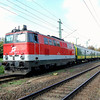 Austrian 2143 013 at Sopron, Hungary on the 5th October 2007.