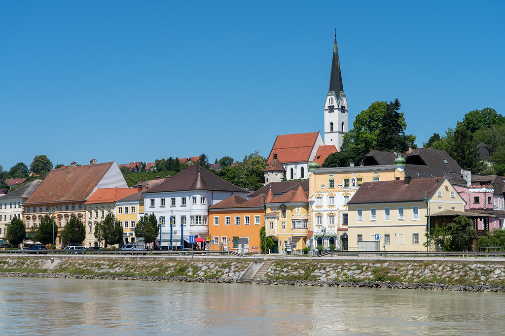 Cruising the Danube in Austria