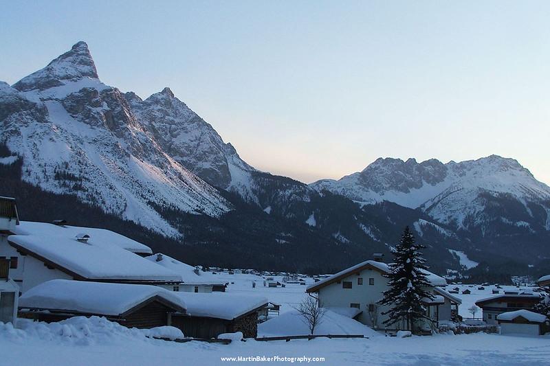 Ehrwald, The Tyrol, Austria.