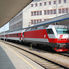 1014 008 at Wien Westbahnhof with a service to Slovakia on the 7th April 2008.