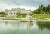 The Belvedere, Vienna, Austria.