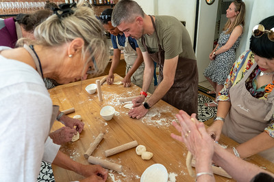 Bread making class in Vienna