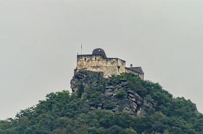 Aggstein Castle Ruins