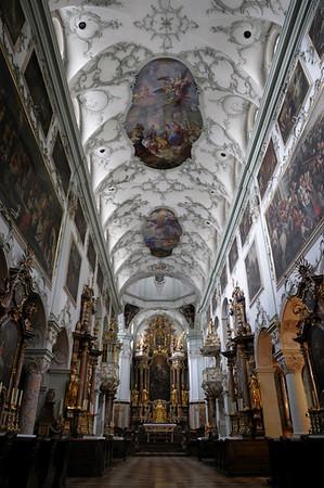 St. Peter's Church, Salzburg