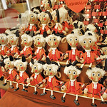 Salzbourg - Pr�sence d�multipli�e de Mozart