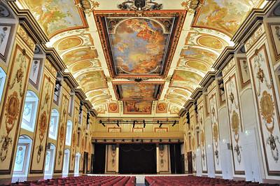 Eisenstadt - Palais Esterházy - Salle Haydn