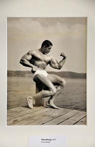 Thal - Musée d'Arnold Schwarzenegger - Culturiste dans les années 1960