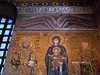 Comnenus mosaic, Ayasofya