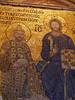 Empress Zoe mosaic, Ayasofya