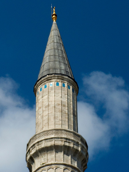 Minaret, Ayasofya