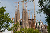 Sagrada Familia. Antoni Gaudi's unfinished masterpiece