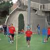 F.C. Barcelone - Marquez, Iniesta, Zambrotta, Edmilsson, Giuly, Ronaldinho