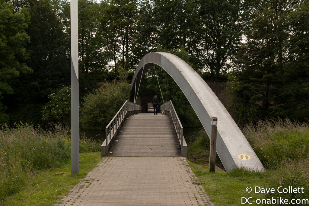 Bridge in Ypres