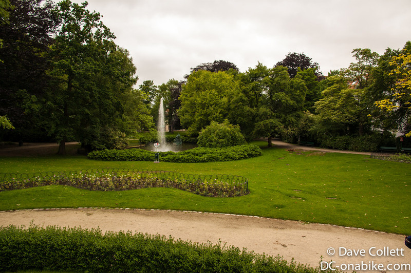 Brugge park