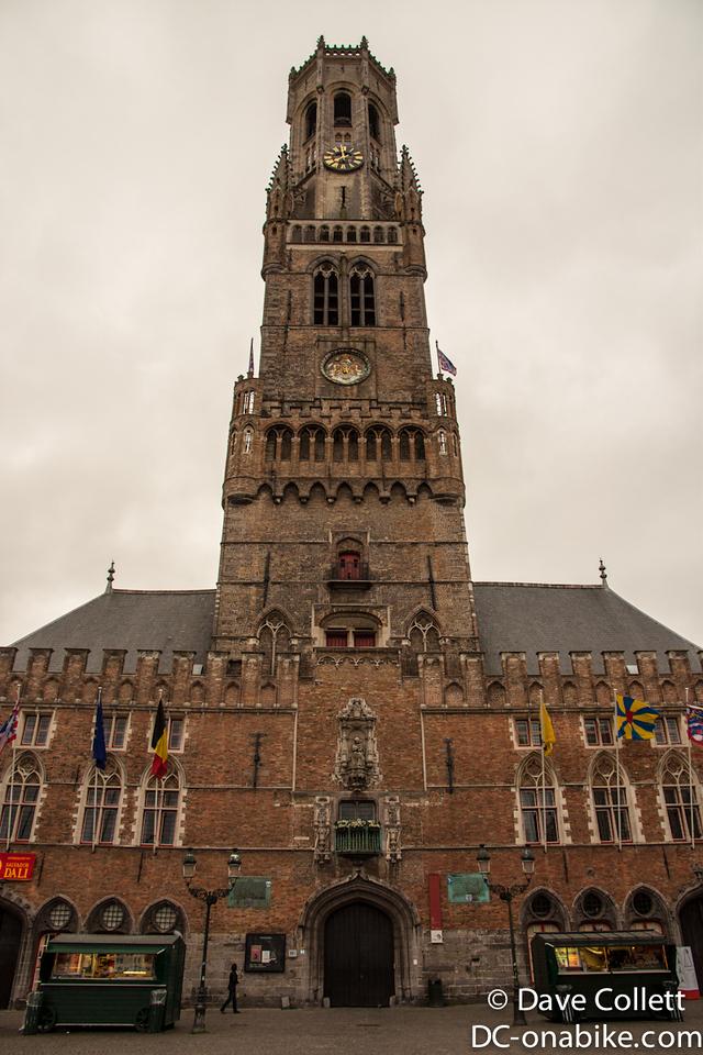 Big Brugge tower