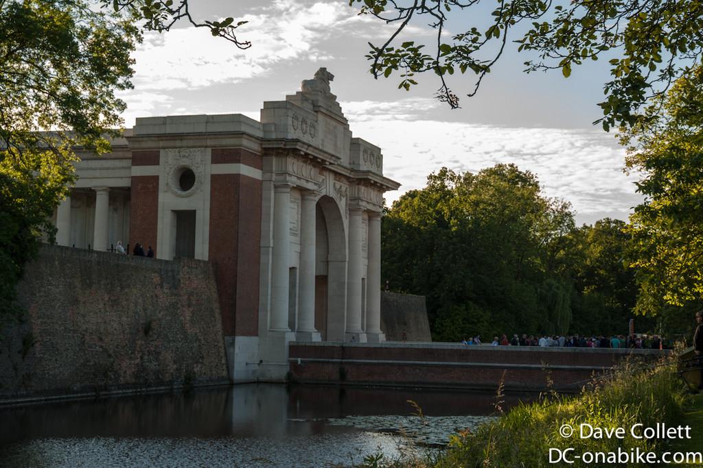 Mennin Gate, Ypres