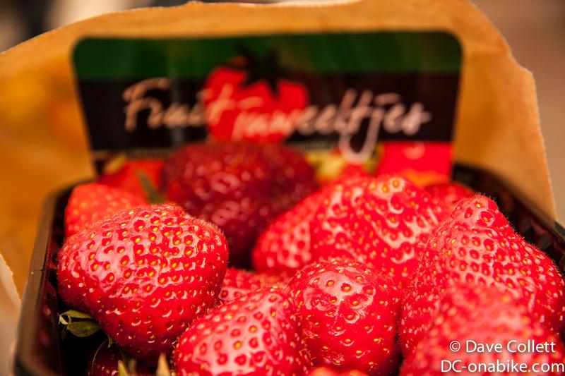 Mmmm, Strawberrys!