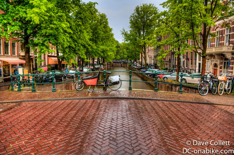 Amsterdam Canal (HDR)