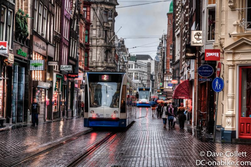 Trams (HDR)