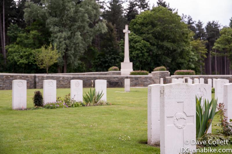 Polygon Wood Cemetery/Memorial