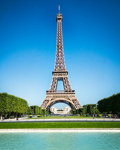 Eiffel Tower 9956