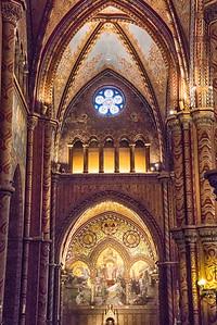 Budapest Metthias Church
