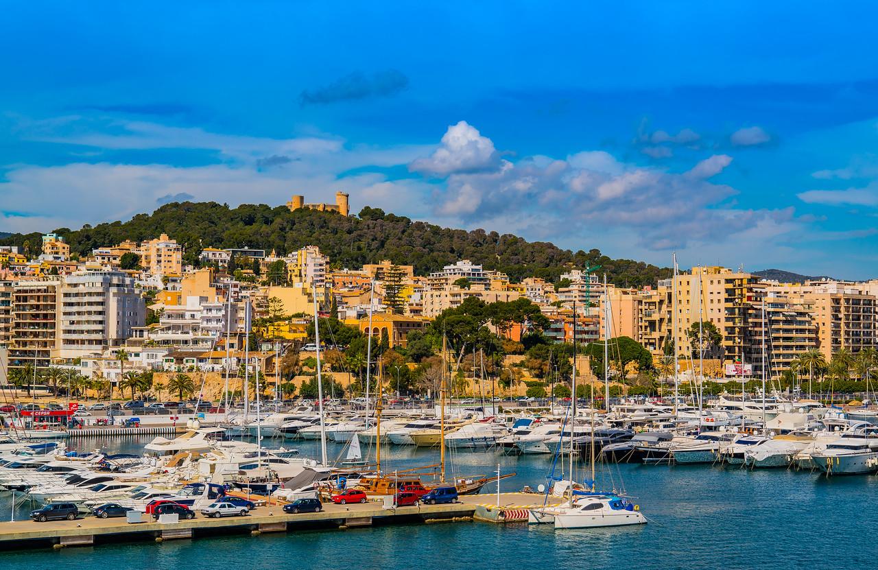 Palma de Mallorca Harbor
