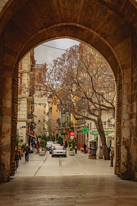 Old Town, Valencia Spain
