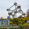 The Atomium from Mini Europe