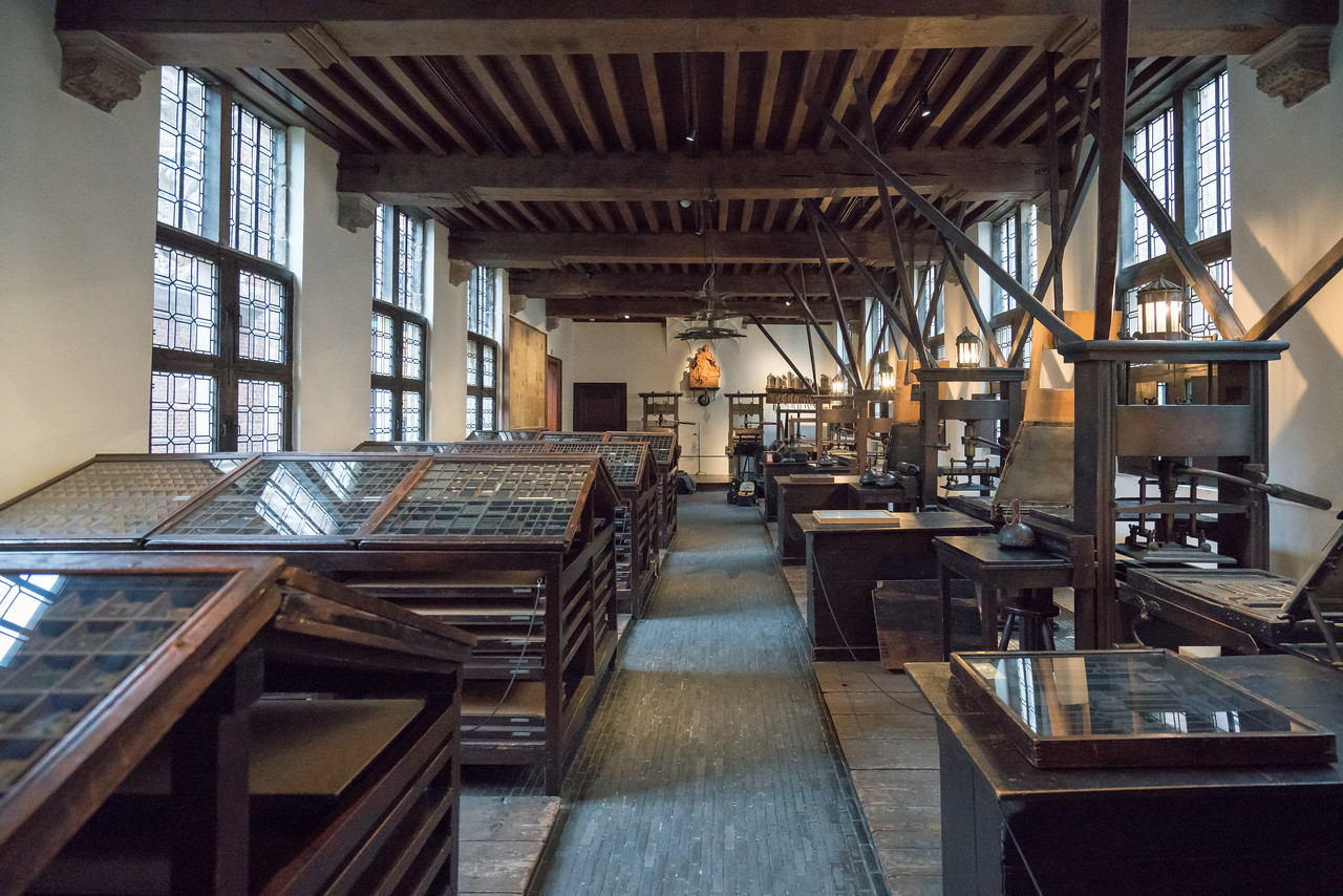 Plantin-Moretus House-Workshops-Museum Complex
